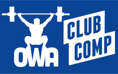 OWA Club Competition – 19 October 2019