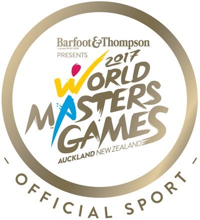 World Masters Games – 22-27 April 2017